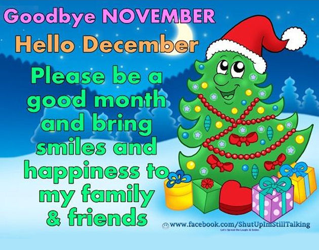 December Please Be A Good Month Pictures, Photos, and Images ...