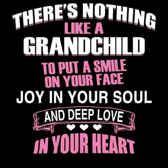 There Is Nothing Like Home Quotes: There's Nothing Like A Grandchild To Put A Smile On Your