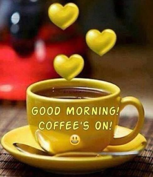 Good Morning Tea Love : Good morning coffee s on pictures photos and images