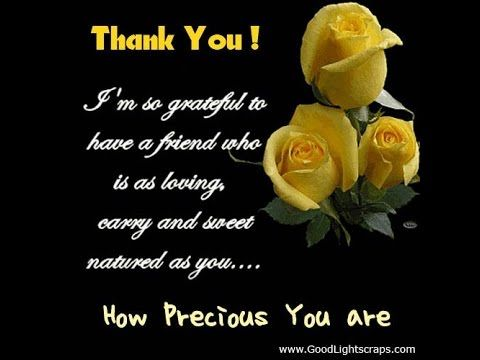 Thank You I M So Grateful To Have A Friend Pictures