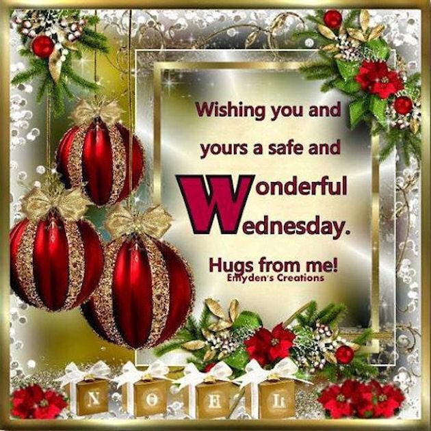 Wishing You A Wonderful Wednesday