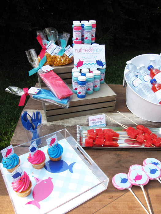 Fish Pool Party Idea Pictures Photos And Images For