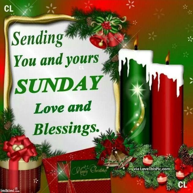 sunday send