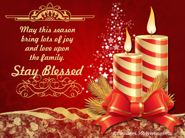 You Can Give A Great And Wonderful Christmas If You: May This Season Bring Lots Of Joy And Love Upon The Family