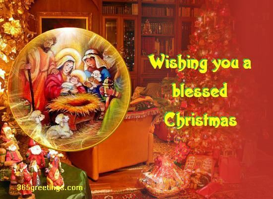 Wishing You A Blessed Christmas Pictures, Photos, and Images for ...