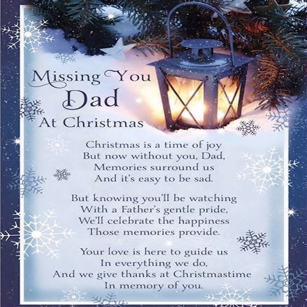 Missing Dad At Christmas Pictures, Photos, And Images For