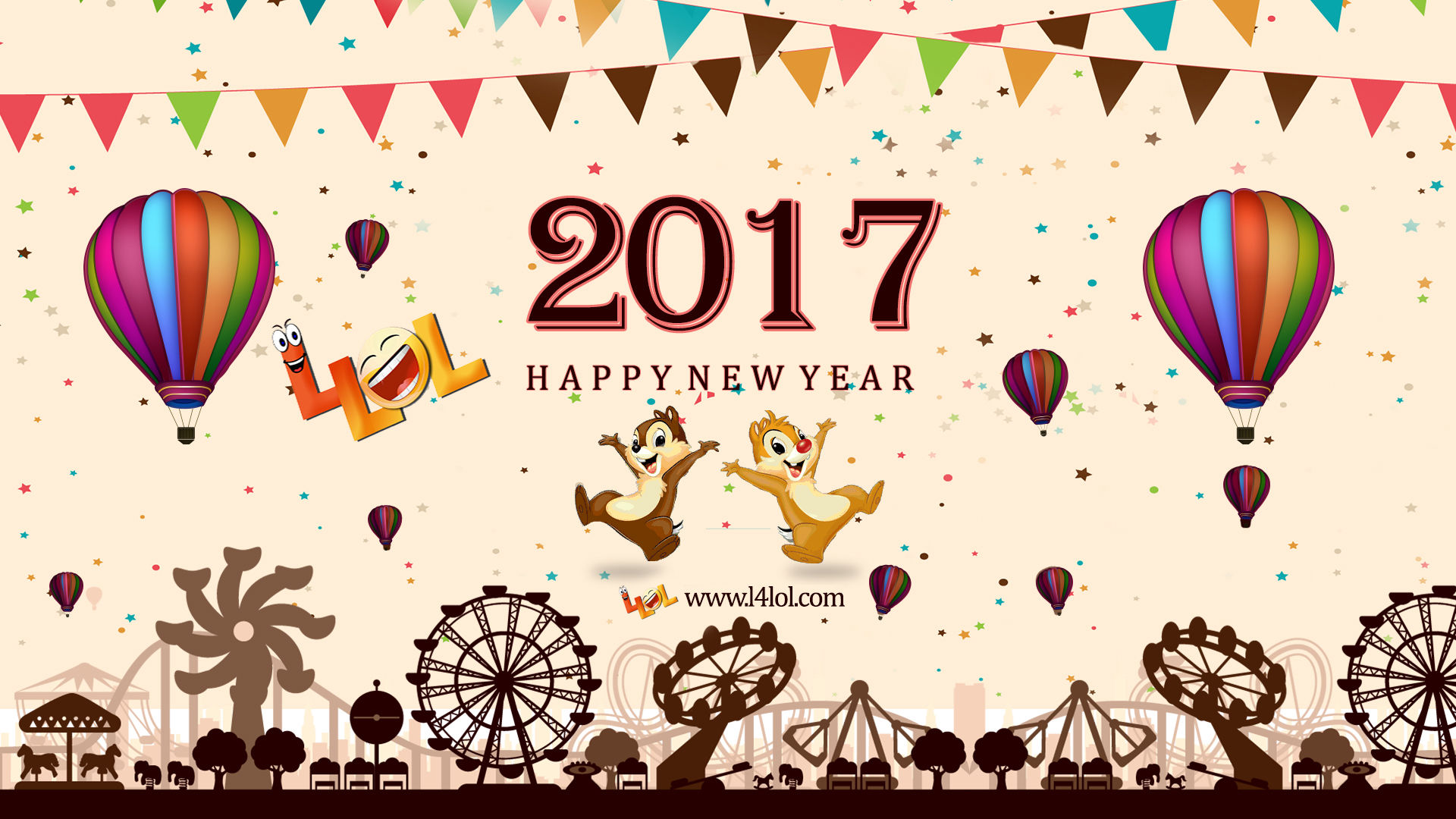 Happy New Year 2017 Wishes, Messages, Wallpaper, Images ...