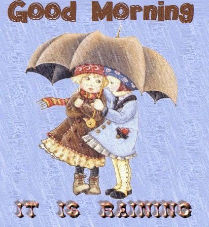 Good Morning It Is Raining Pictures Photos And Images For Facebook Tumblr Pinterest And