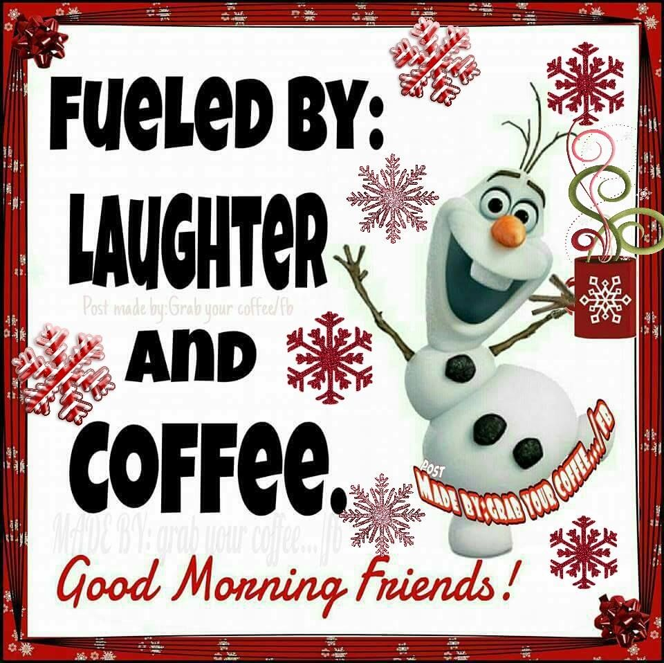 Country Do It Yourself Wedding: Fueled By Laughter And Coffee, Good Morning Friends
