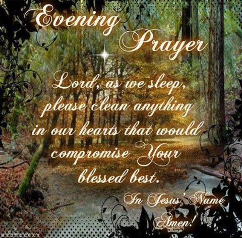 Evening Prayer Pictures Photos And Images For Facebook