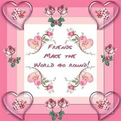 Friends Make The World Go Round - 25.6KB