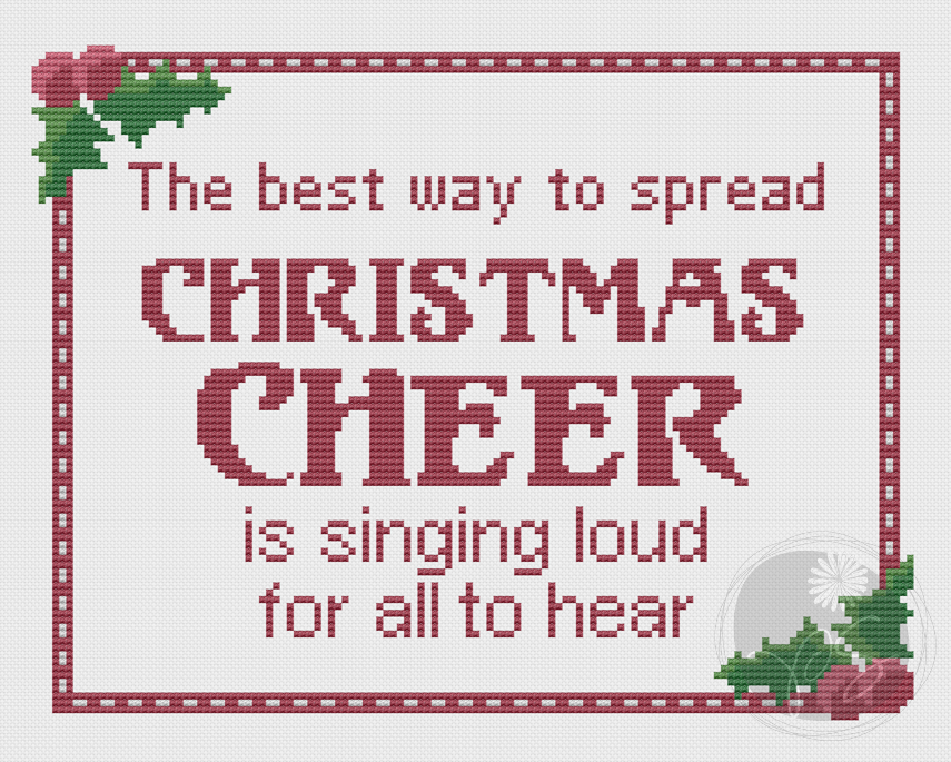 419b9a29 The Best Way To Spread Christmas Cheer Is Singing Loud For All To Hear  Pictures, Photos, and Images for Facebook, Tumblr, Pinterest, and Twitter