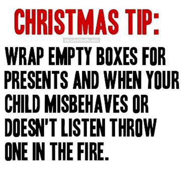 Countdown To Christmas Meme.Funny Christmas Tip For Parents Pictures Photos And Images
