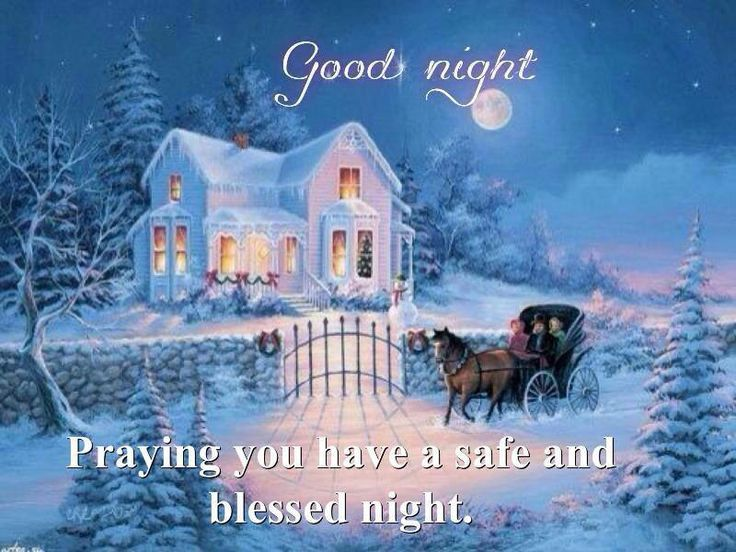 Good Night Christmas Pictures, Photos, and Images for Facebook ...