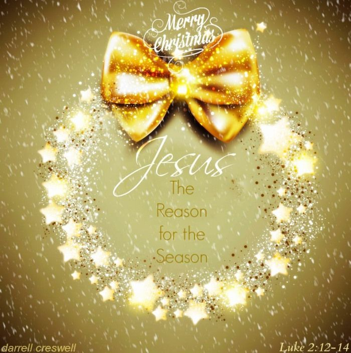 Merry Christmas, Jesus..The Reason For The Season Pictures, Photos ...