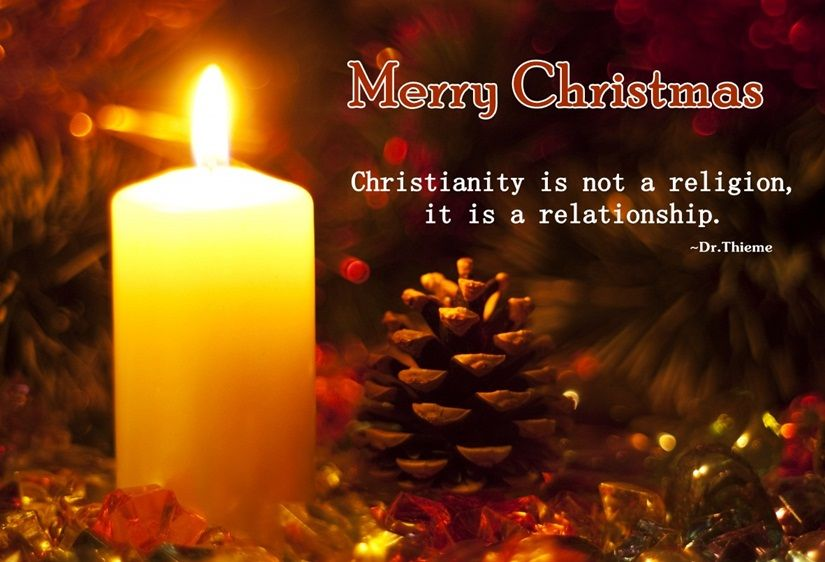 Religious Merry Christmas Images.Merry Christmas Christianity Is Not A Religion It Is A
