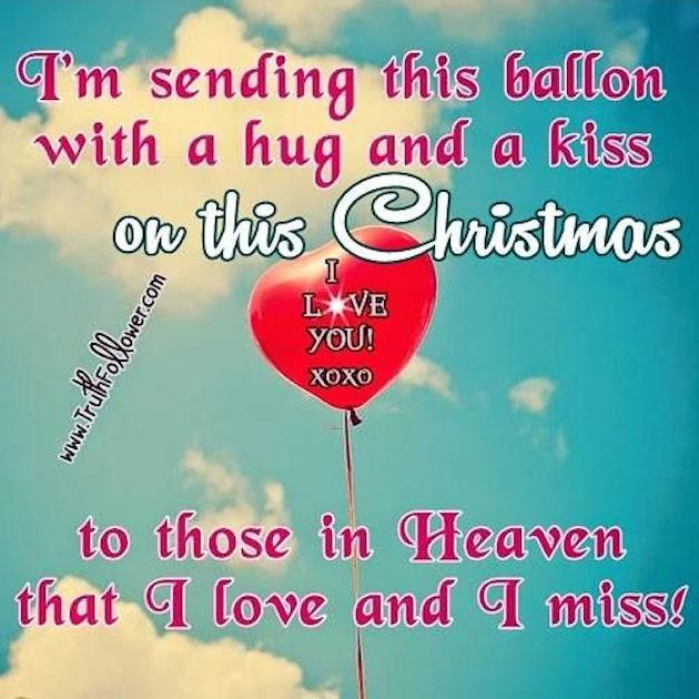 Sending A Balloon To Heaven This Christmas Pictures, Photos ...