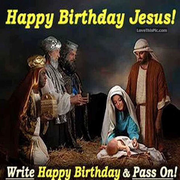 Happy Birthday Jesus Pictures Photos And Images For Facebook