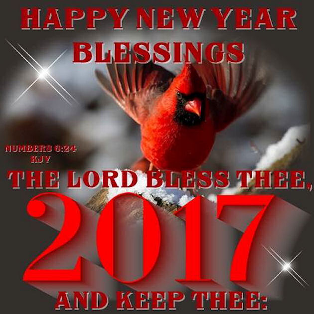 Happy New Year Blessings 2017 Pictures Photos And Images For