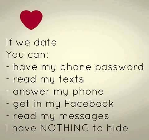 MELINDA: If we date