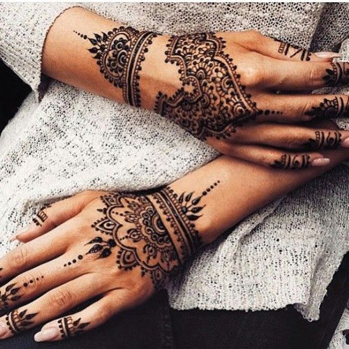 Henna Hand Art Pictures Photos And Images For Facebook Tumblr