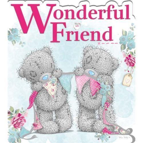 wonderful friend