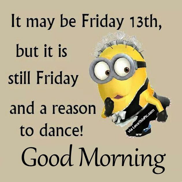 Friday The 13th Quotes It May Be Friday The 13th But It's Still Friday Pictures, Photos  Friday The 13th Quotes