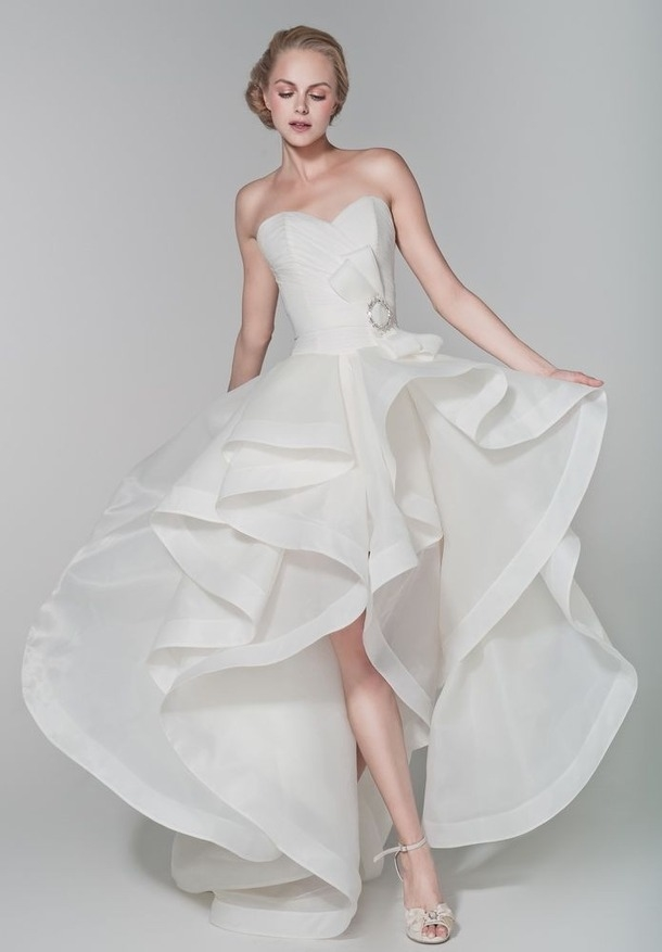 High Low Wedding Dress Pictures Photos And Images For Facebook Tumblr Pin