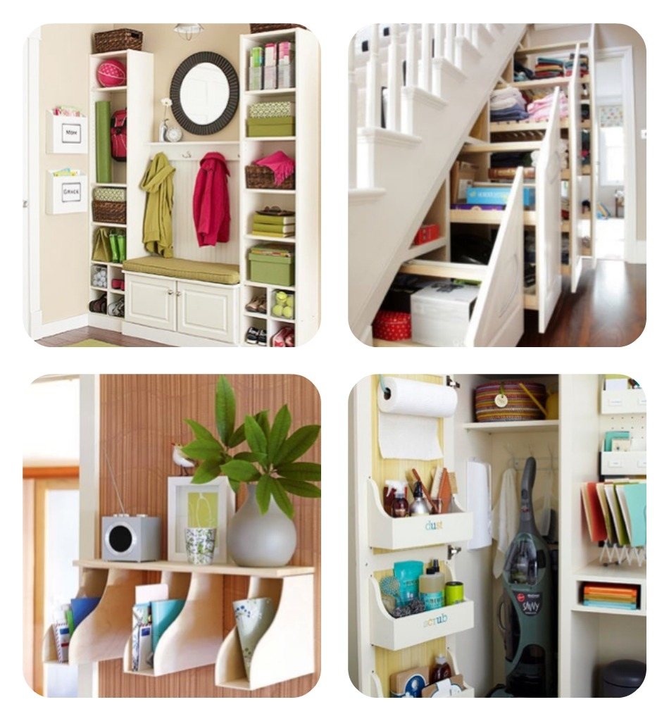 Home Organization Collage Pictures, Photos, And Images For