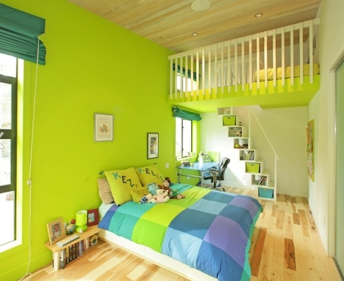 Loft idea for kids room pictures photos and images for for Creative kid bedroom ideas