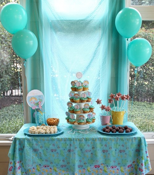 Simple Birthday Decorations At Home: Home Party And Organization Pictures, Photos, And Images
