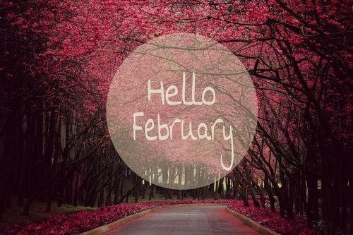 Hello February Pictures, Photos, and Images for Facebook