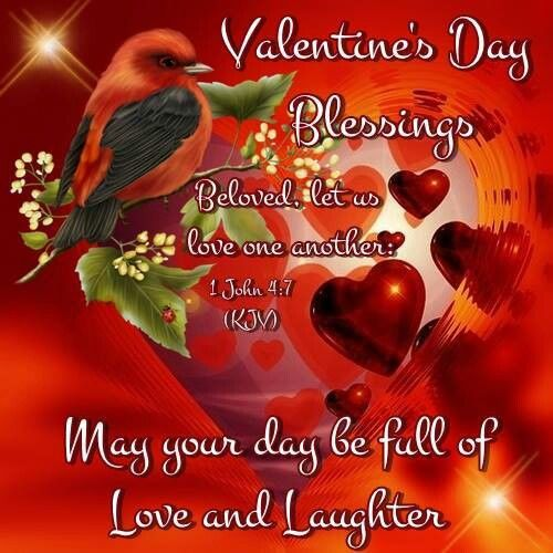 Happy Valentines Day Jesus Quotes: Valentine's Day Blessings Pictures, Photos, And Images For