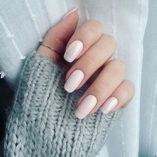 White Perfect Nails Pictures Photos And Images For