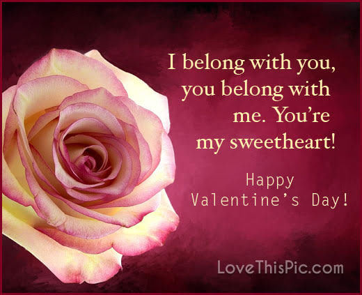 You\'re My Sweetheart Happy Valentine\'s Day Pictures, Photos, and ...