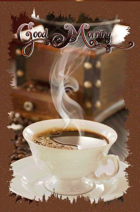 Steaming Coffee Good Morning Pictures Photos And Images