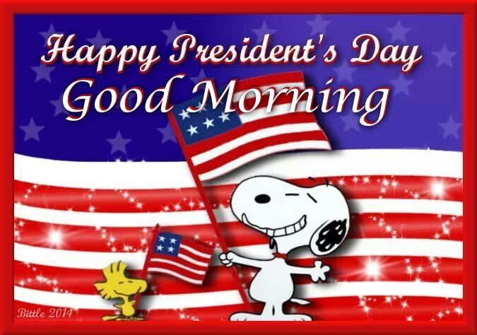 Good Morning Happy Presidents Day Pictures, Photos, and ...