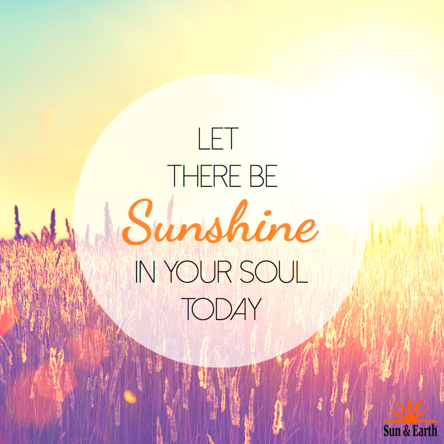 Quotes Morning: Sunshine In Your Soul Pictures, Photos, And Images For