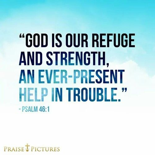 Image result for pics of God is our refuge
