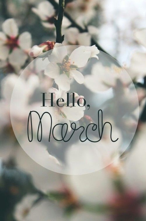 Hello March Pictures Photos And Images For Facebook