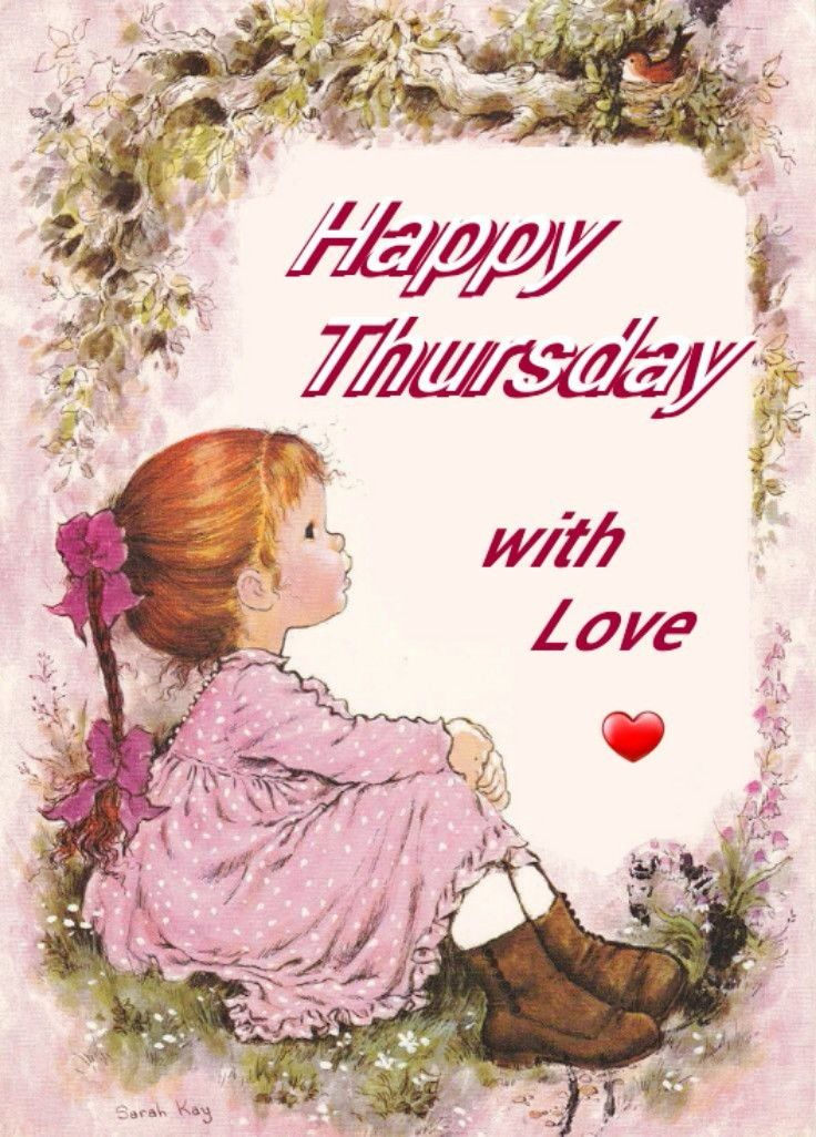 Happy Thursday With Love Pictures, Photos, And Images For