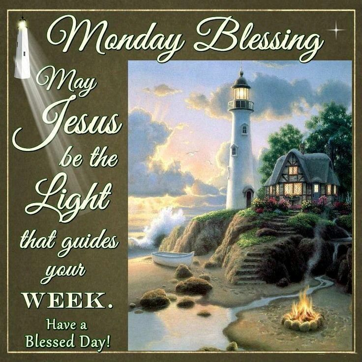 Monday Blessing Pictures, Photos, And Images For Facebook