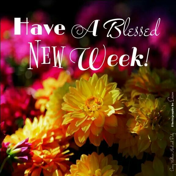 Image result for blessed new week