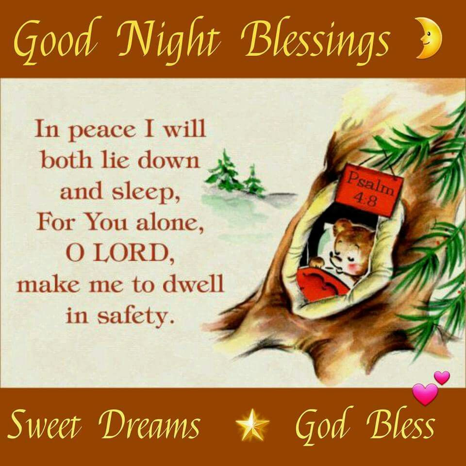 Good Night Blessings Pictures Photos And Images For
