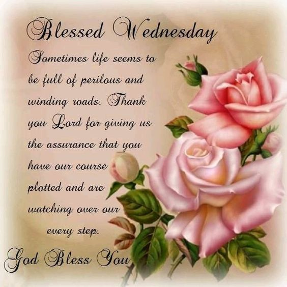Blessed Wednesday, God Bless You Pictures, Photos, and ... Blessed Wednesday