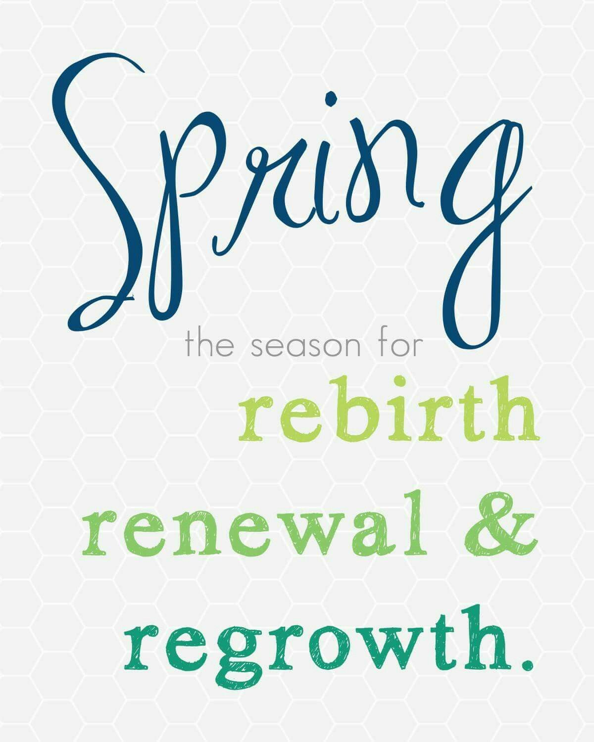 quotes about rebirth and renewal
