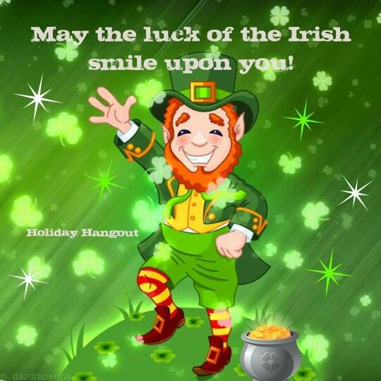 May The Luck Of The Irish Be With You Pictures, Photos