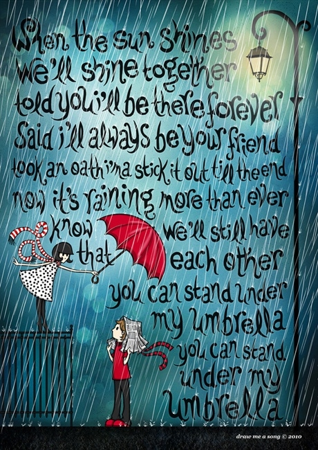 rain quotes for friends - photo #34