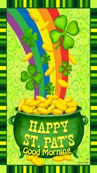 Happy St. Pats, Good Morning Pictures, Photos, and Images