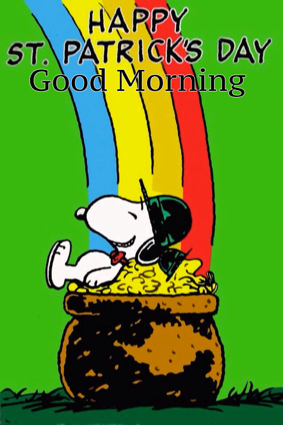 Happy St Patrick S Day Good Morning Pictures Photos